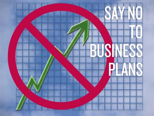 No Business Plan