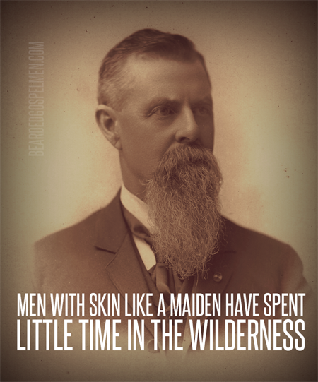 WIlderness Beard