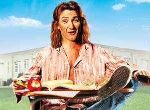 Spicoli from Fast Times at Ridgemont High.