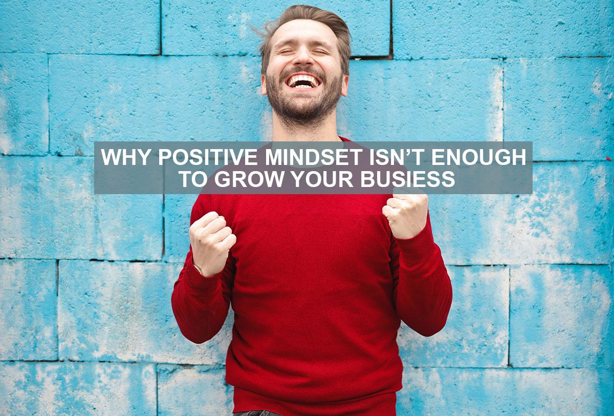 Positive Thinking Guy