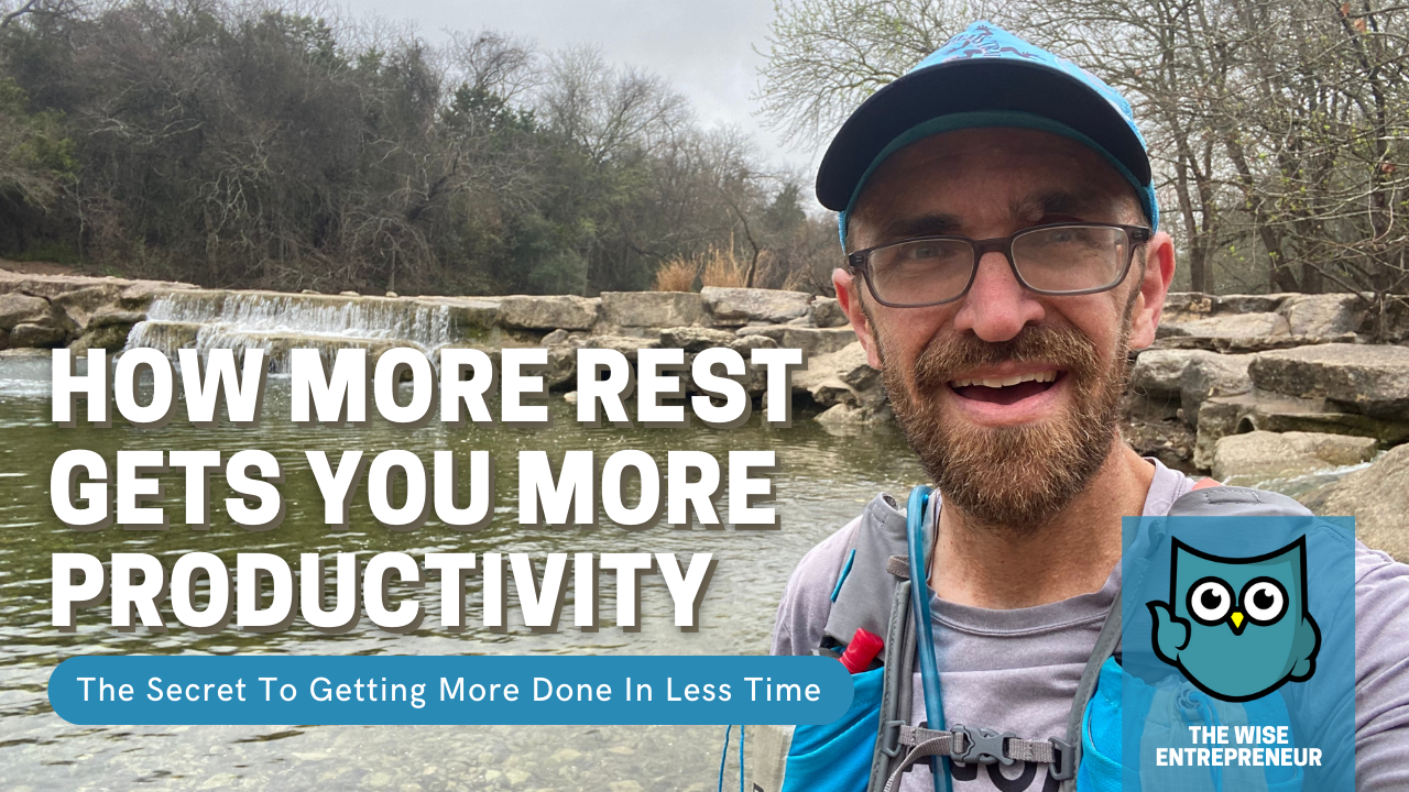 More Rest for More Productivity